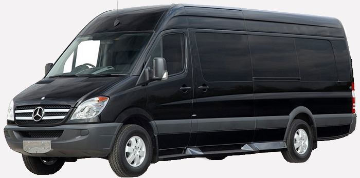 Party bus rental in new york city for Mercedes benz sprinter rental nyc
