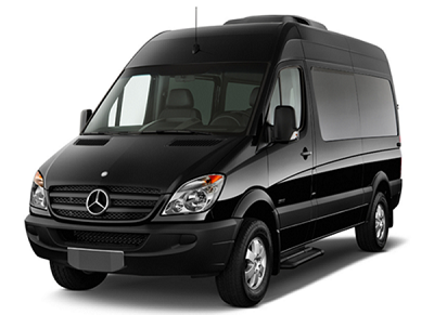 Party bus rental in nyc for Mercedes benz sprinter rental nyc
